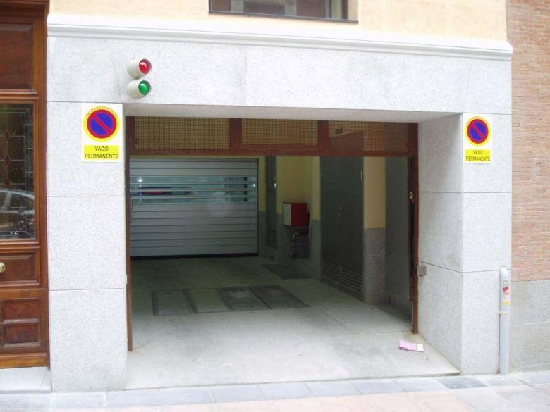puertas de garaje guillotina