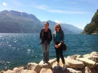 Visiting Lago di Garda