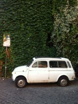 Hanging around Trastevere