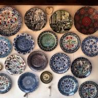 And so many beautiful plates