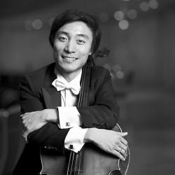 Foto - Cellist Bonian Tian