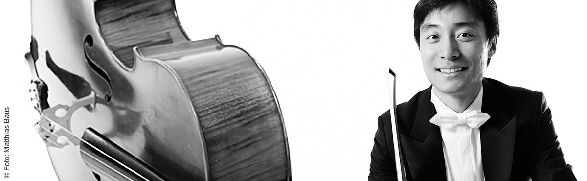 Bonian Tian - Solo-Cellist im Gürzenich Orchester Köln
