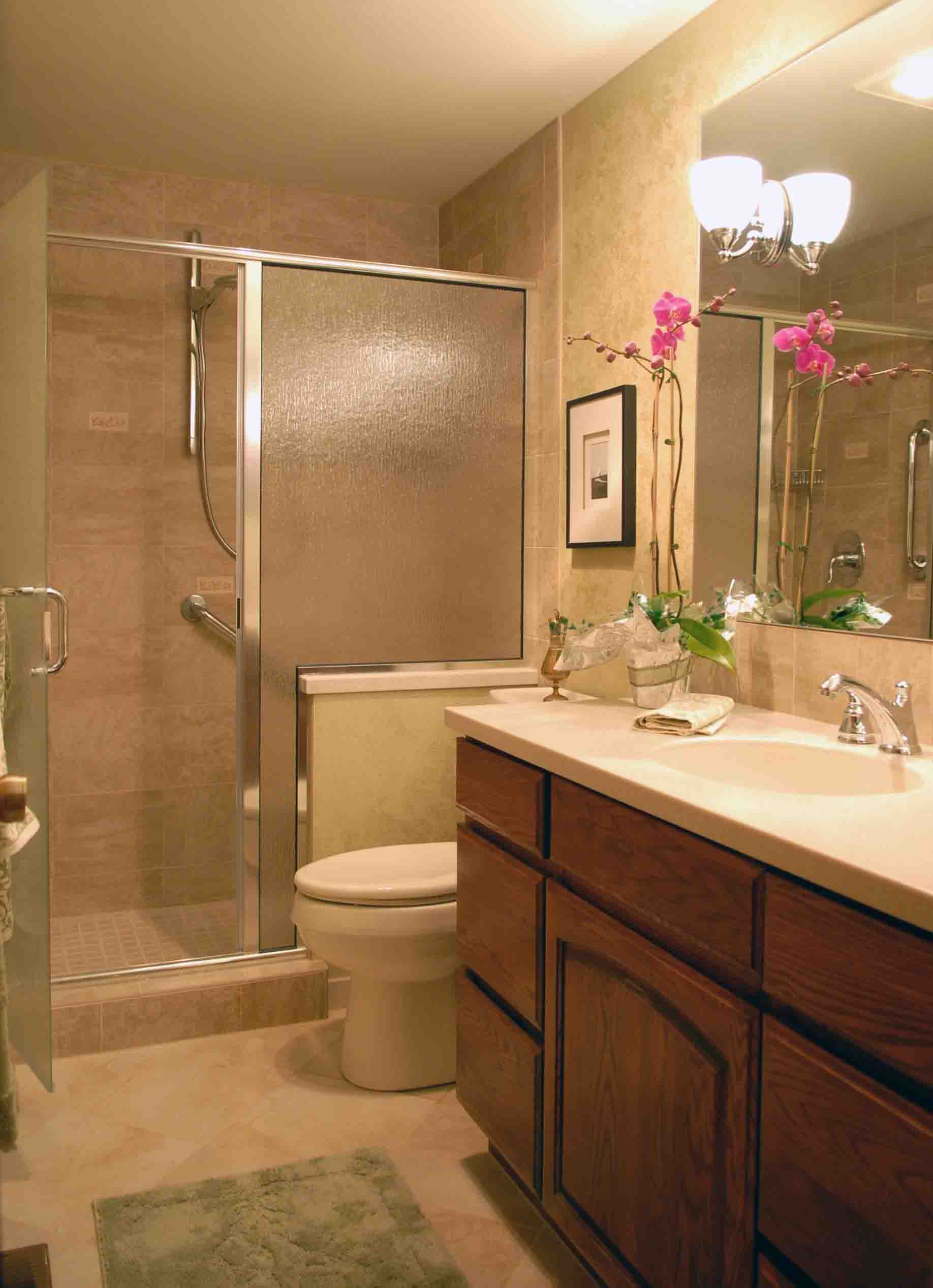intercontinent Gorgeous Bathroom Decor to make your