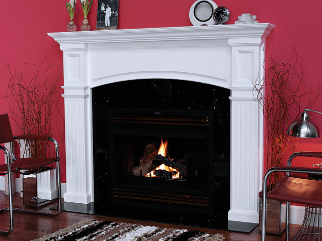 Wonderful Fireplace Mantels with beautiful design for your Livingroom decoration  Homeynice