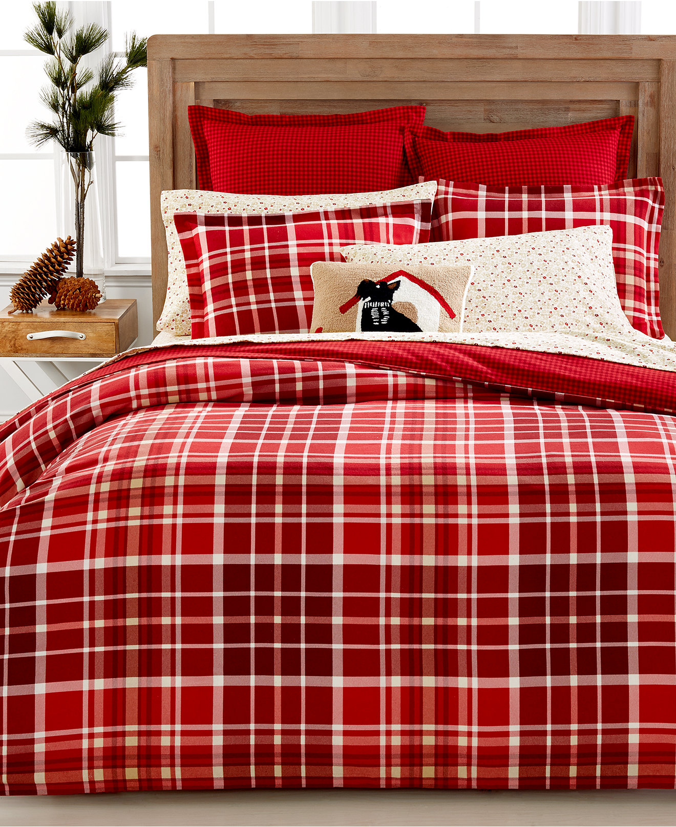 Macys Flannel Sheets with Unique and Beautiful Colors