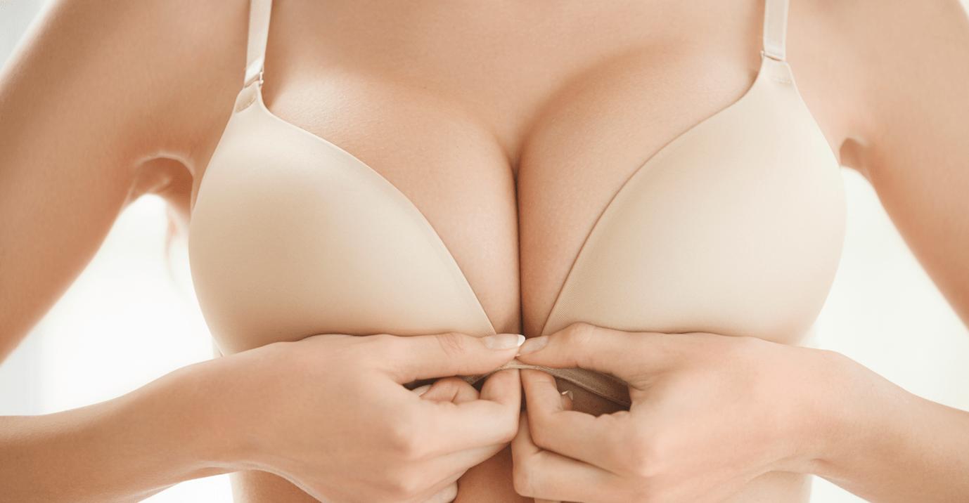 Какой должна быть грудь на ощупь