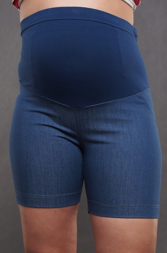 Maternity Jeans Shorts