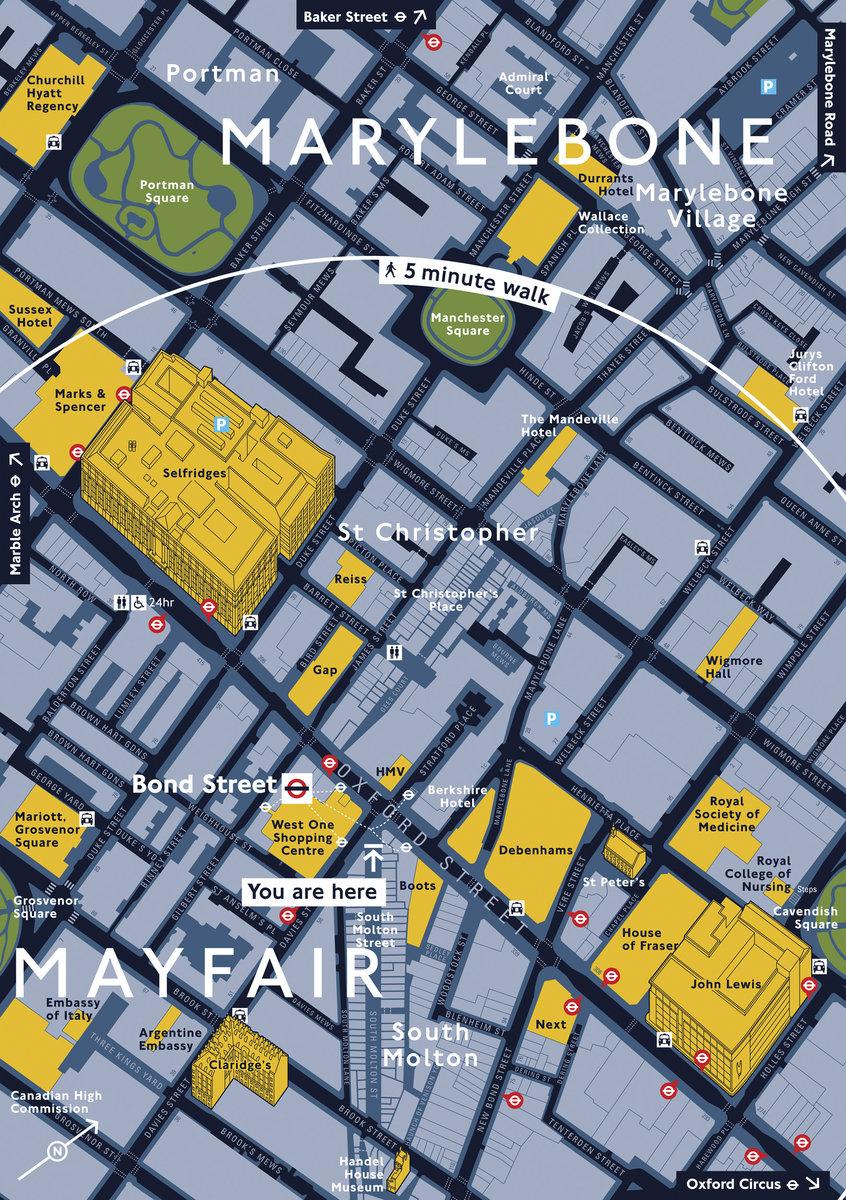 MoMA  Talk to Me  Legible London