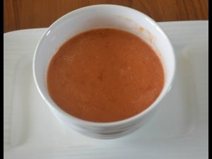 potato tomato soup