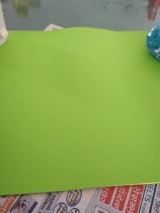 plain green paper
