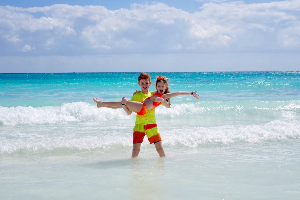 Mom Abroad Playa Del Carmen With Kids The Perfect