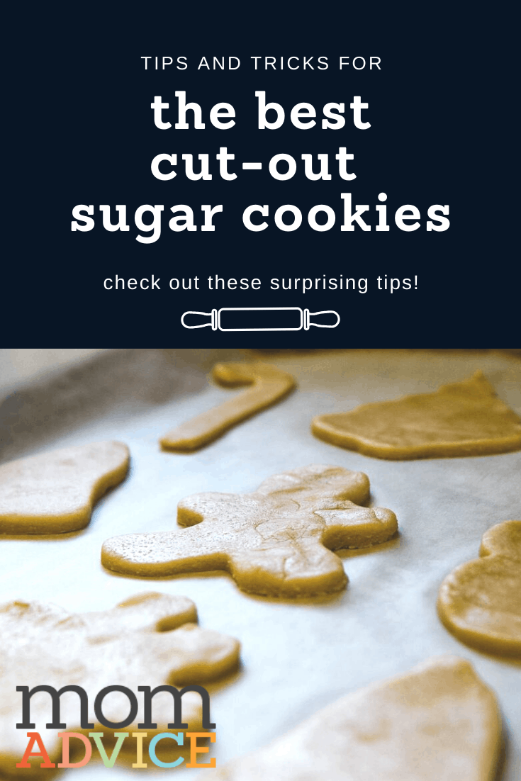 America\'s Test Kitchen Sugar Cookie : america\'s, kitchen, sugar, cookie, Hidden, Secrets, Perfect, Cut-Out, Sugar, Cookies, MomAdvice