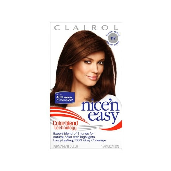 Nice N Easy Permanent Hair Color Review MomAdvice