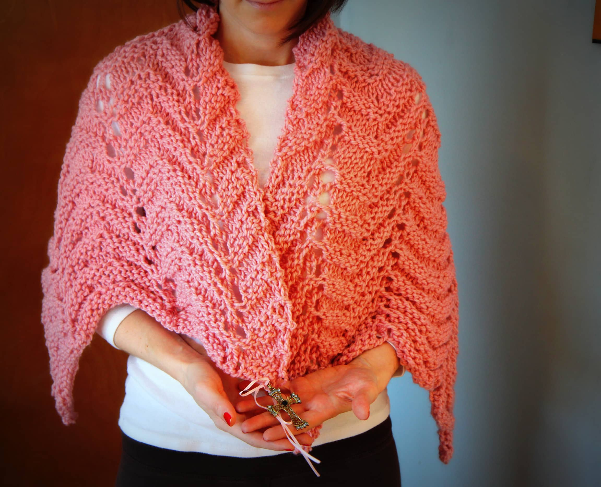 How to Make a Prayer Shawl  MomAdvice