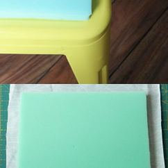 Diy Chair Cushion No Sew Best Chairs For Back Pain At Home Uk Reversible Cushions Momadvice From Com