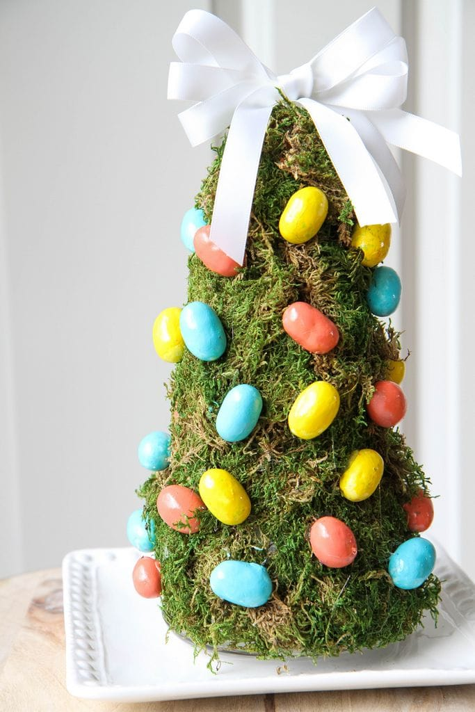Diy Easter Egg Tree Momadvice