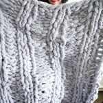 Diy Chunky Knit Blanket Momadvice