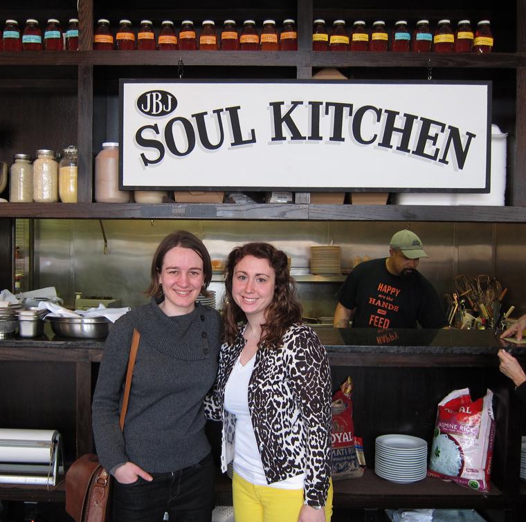 Jon Bon Jovis Soul Kitchen Reviewed by The Awesome
