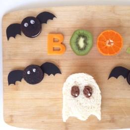 Moma fun food - Halloween