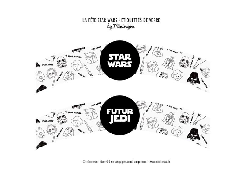 Idees Pour Une Fete Star Wars