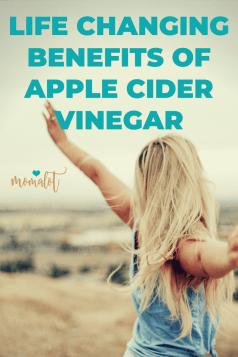 The Life Changing Benefits of Apple Cider Vinegar