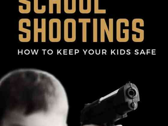 What to teach your kids about school shootings and violence at school