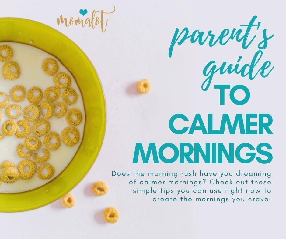 Calmer Mornings - Facebook