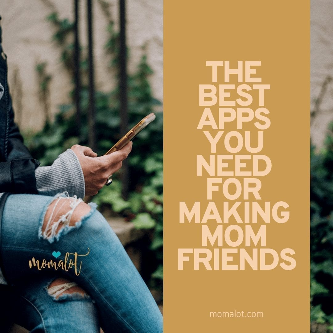 THE BEST APPS YOU NEED FOR MAKING MOM FRIENDS - instagram