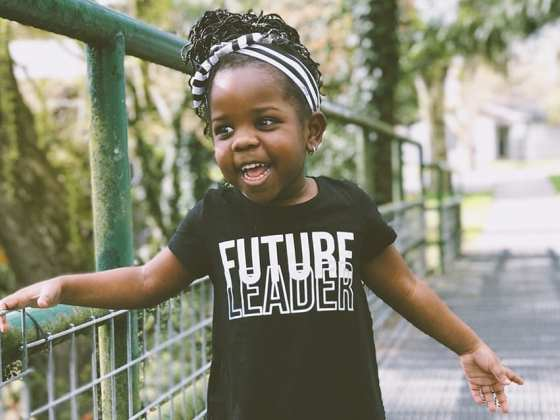 leadership in children - future leader