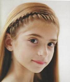 Holiday Hair Styles For Girls ~ How To Get 5 of the Season
