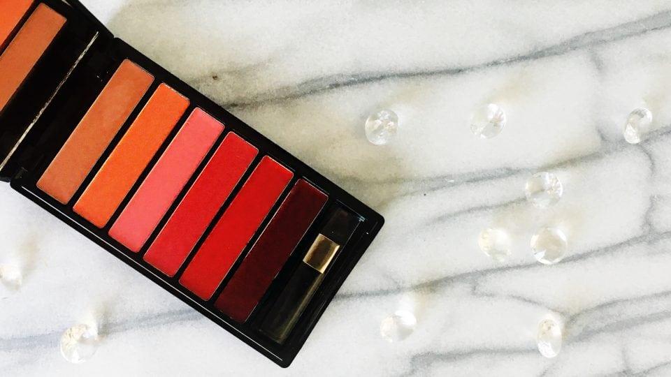 L'Oreal Color Riche La Palette Glam Lips