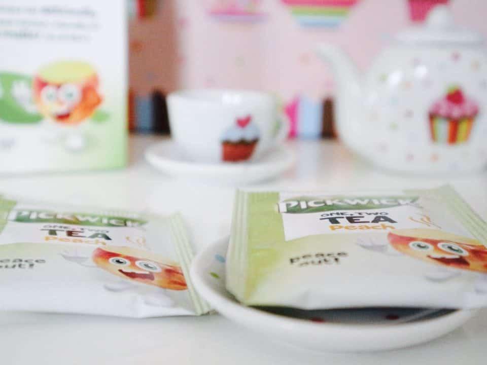 pickwick one two tea kinderthee