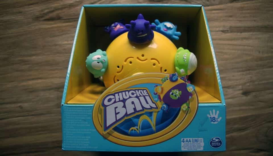 Chuckle Ball review