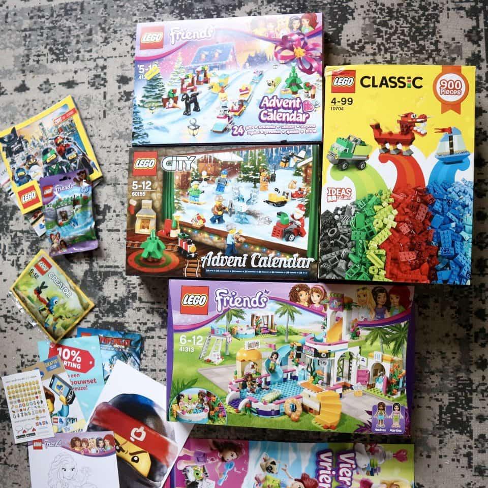 Ambitious 12 Lego world
