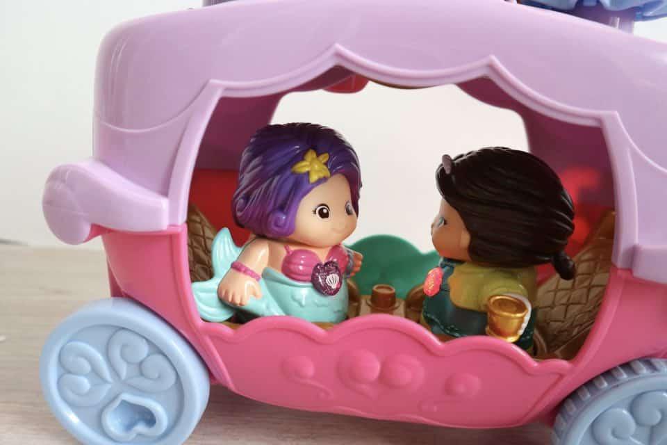 VTECh Vrolijke vriendjes Magische Koets met prinses Tess
