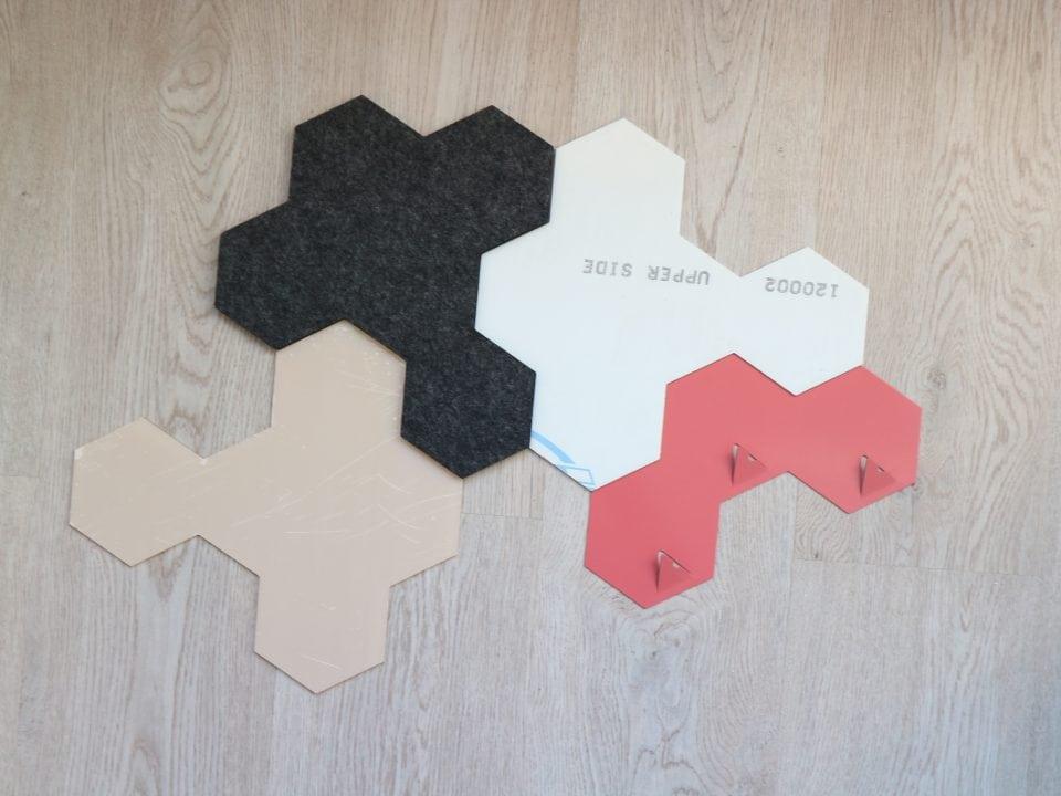 Valence Design wandsystemen