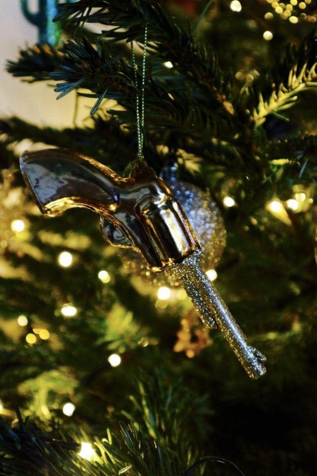 echte kerstboom ornament vondels amsterdam cactus ornament kerstbal