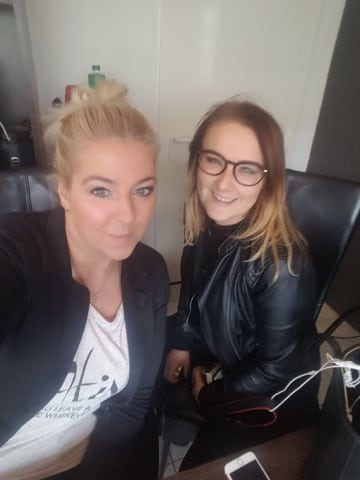 cosmo hairstyling makover