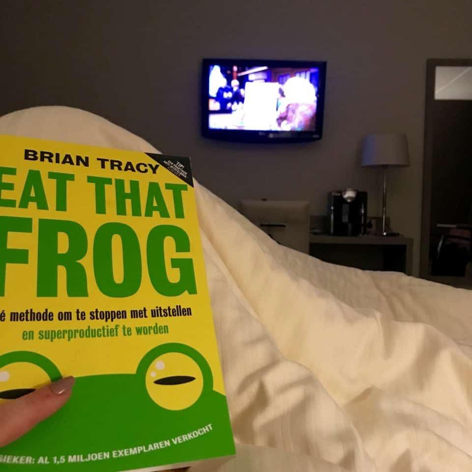eat that frog boek
