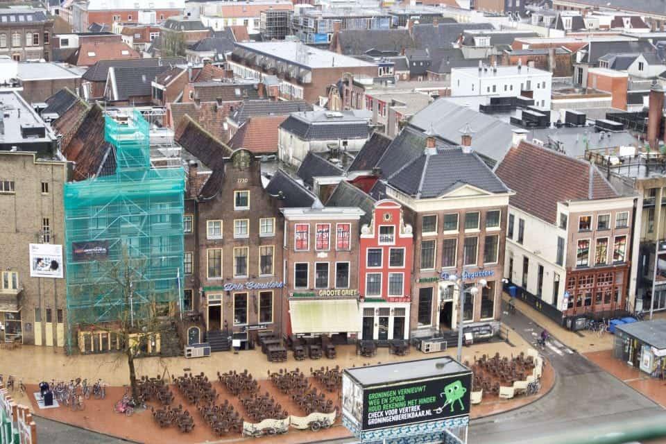 week 5 2018   Groningen stad