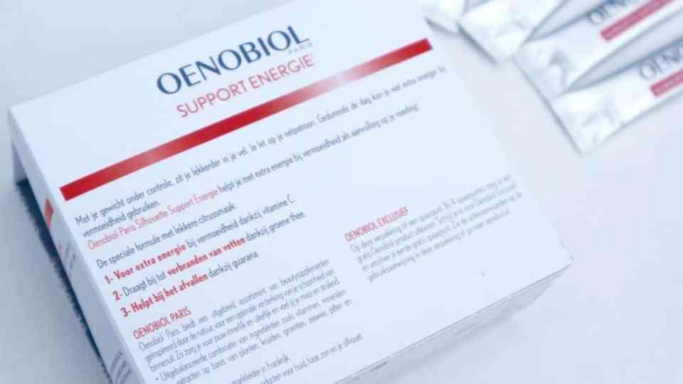 Oenobiol Paris : Zelfverzekerd de zomer tegemoet momambition.nl beautysupplementen oenobiol support energie