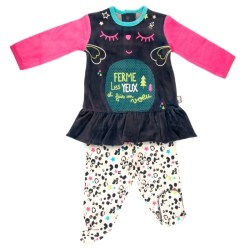 ensemble-bebe-fille-t-shirt-pantalon-wish