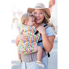 naturiou porte-bébé tula toddler confetti