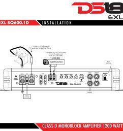ds18 exl sq600 1d monoblock sub amplifier 1200 watt car subwoofer 1 on alpine  [ 1000 x 1000 Pixel ]