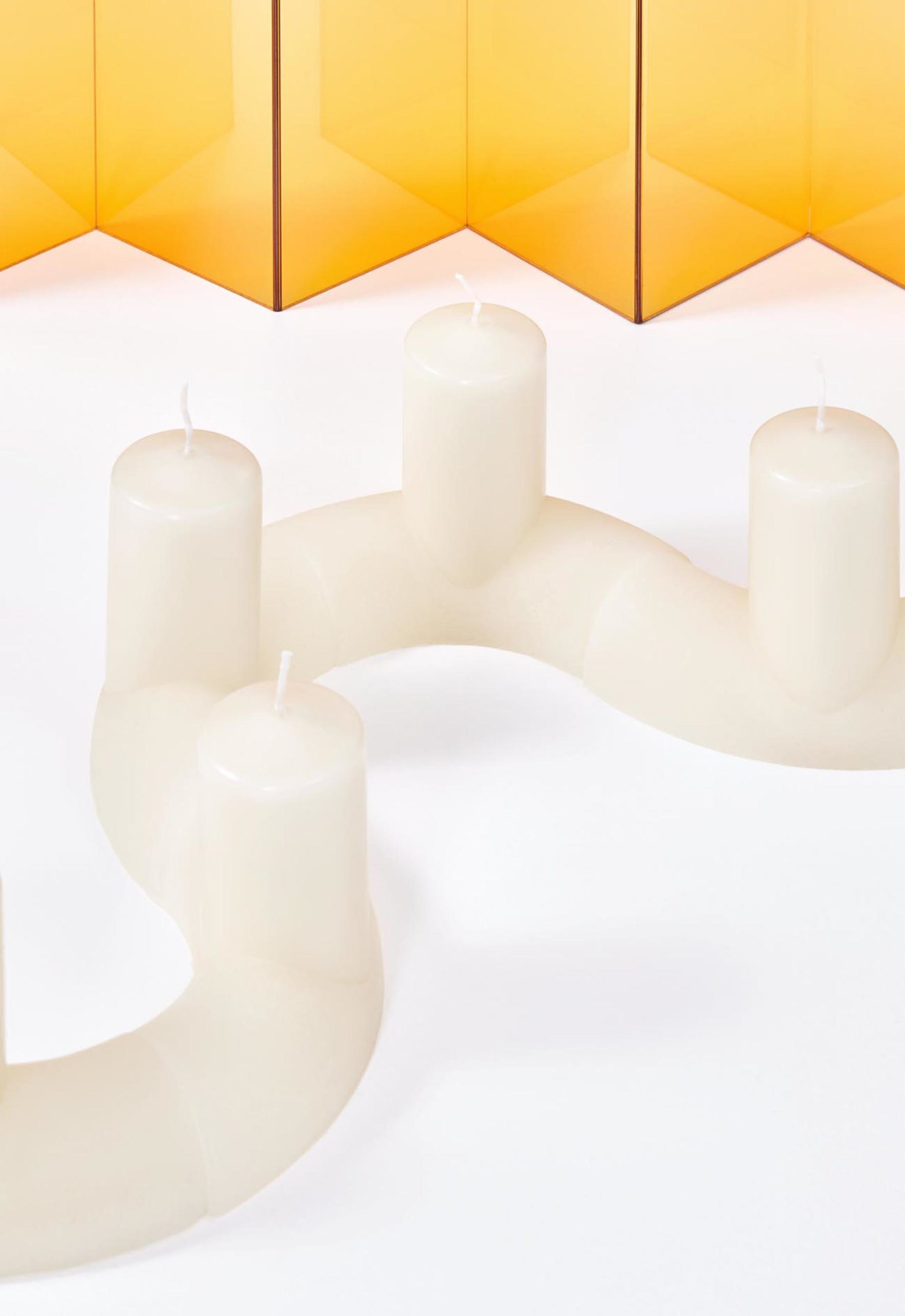 mo man tai  Quadrant Candles