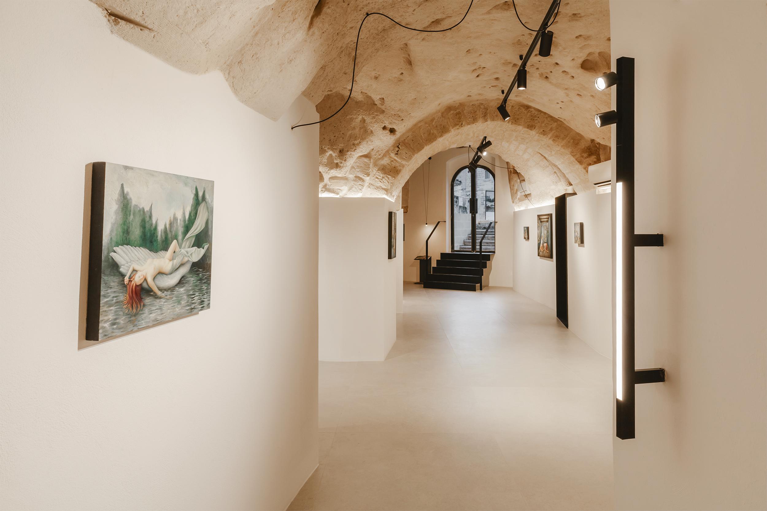 You are currently viewing Uno spazio di coworking nei sassi di Matera