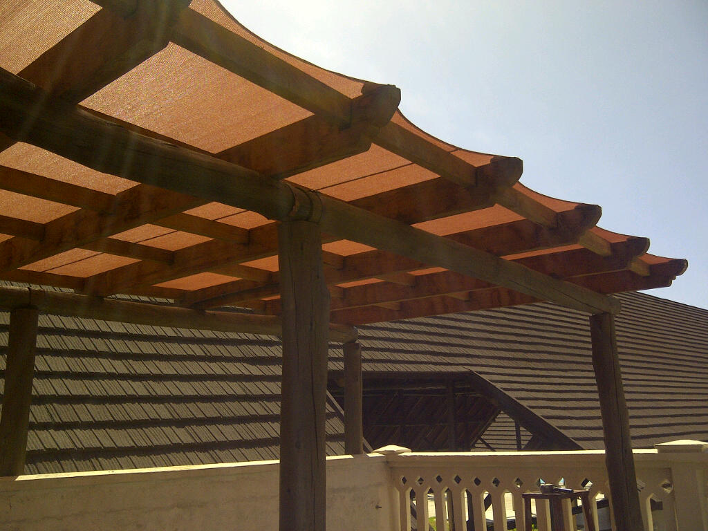 Pergola Tents and Canvas | Canvas Outdoor Shades and ... on Canvas Sun Shade Pergola id=67674