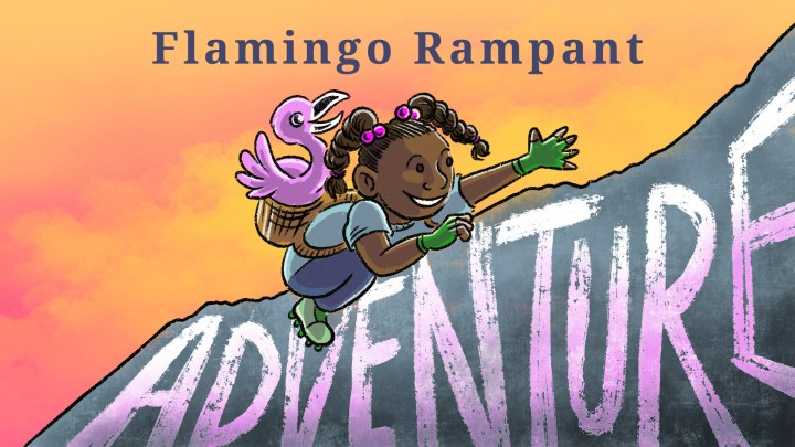 Flamingo Rampant Adventure