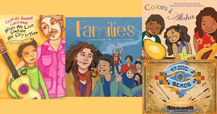 Indigenous LGBTQ Children's Books
