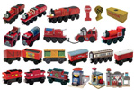 Recalled Trains